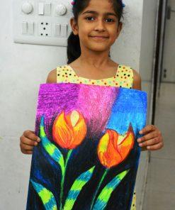 artist krisha-2-flowers fomyo